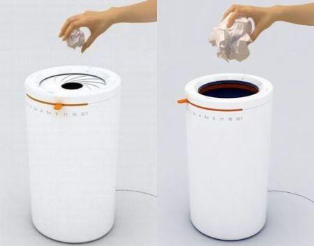 Урна для туалетной бумаги своими руками 54