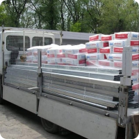 Стройматериалы для ремонта, купить с доставкой по Киеву у Модстис