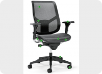 Офисные кресла для сотрудников > AirSpace