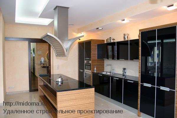 Решений при планировке кухни