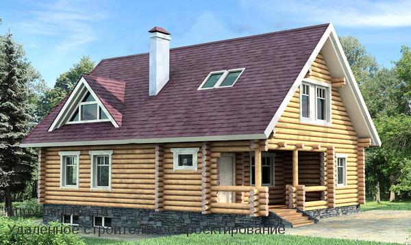Для строительства деревянных