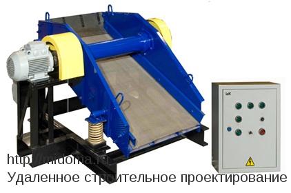 Грохот вибрационный в Александров вибрационное оборудование в Таганрог