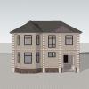 Частный дом 2этажа