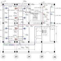 План системы вентиляции