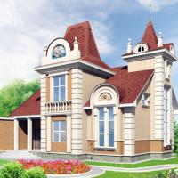 Жилой дом в п. Зинино