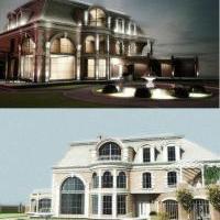 Рабочий проект жилого дома