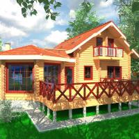 Дом (д220 мм.)