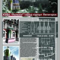 """Кафе """"Пальма"""" Пятигорск"""