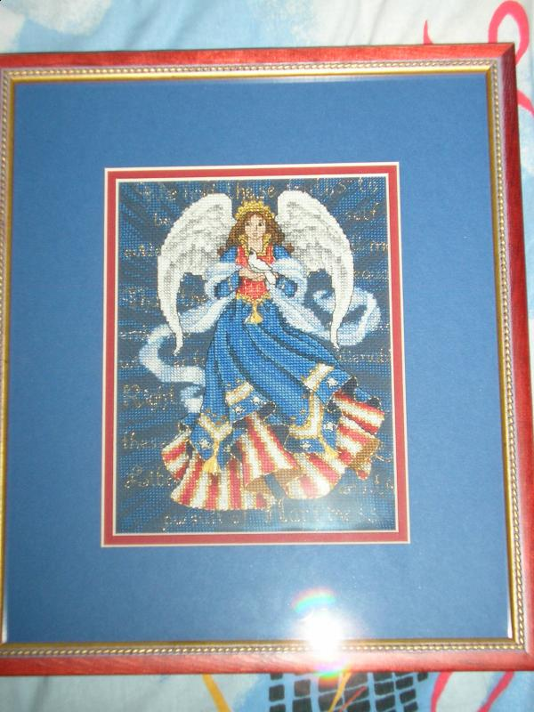 Патриотический ангел