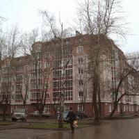 Сергиев Посад. Жилой дом №3