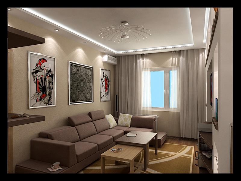 Перепланировка квартиры: объединение кухни и комнаты