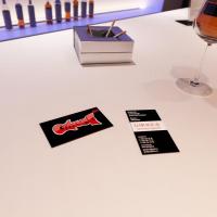 Оформление подачи дизайна визитки