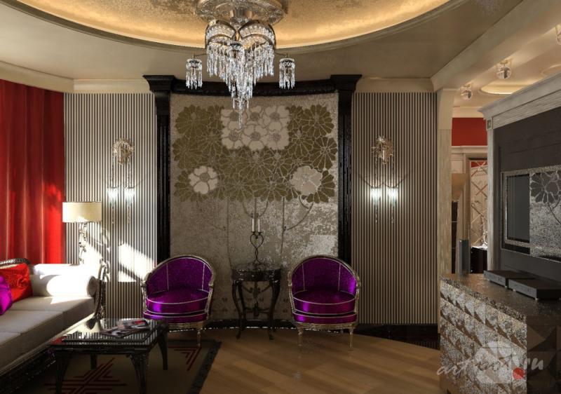 Дизайн маленькой квартиры - 80 фото, 10 красивых проектов интерьеров