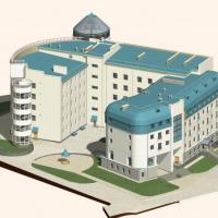 Административно жилой комплекс