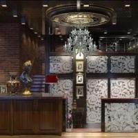 Дизайн и визуализация интерьера винного бутика