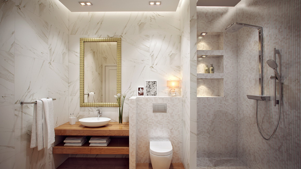 Как сделать свет в ванной в 3d max
